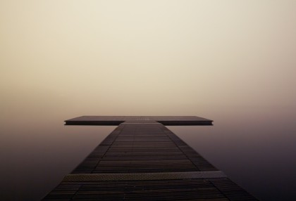 pier-wooden-lake-ocean-sea-quiet-fog-calm
